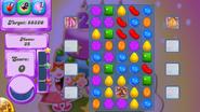 Level 207 dreamworld mobile new colour scheme (before candies settle)