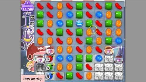 Candy Crush DREAMWORLD Level 338 3*