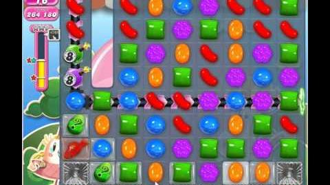 Candy Crush Saga, Level 562, 3 Stars, No Cheats, No Boosters