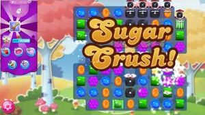 Candy Crush Saga - Level 4573 - No boosters ☆☆☆ HARD