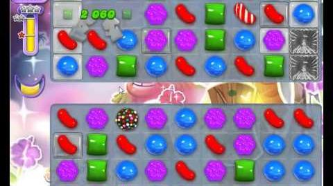 Candy Crush Saga Dreamworld Level 199 (Traumwelt)