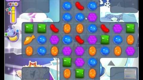 Candy Crush Saga Dreamworld Level 258 (Traumwelt)