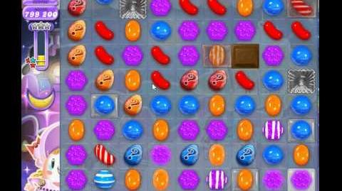 Candy Crush Saga Dreamworld Level 463(No boosters)