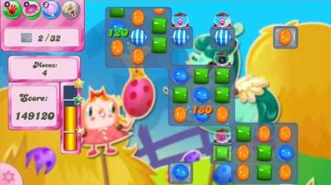 Candy Crush Saga LEVEL 2437 NO BOOSTERS