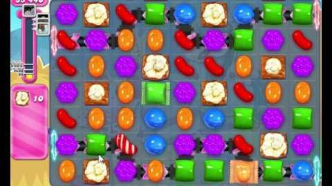 Candy Crush Saga LEVEL 2442 NO BOOSTERS