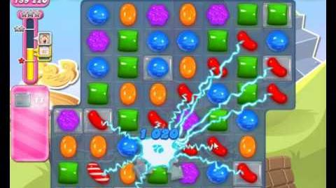 Candy Crush Saga Level 1670 Hard Level NO BOOSTER (2nd Web Version)