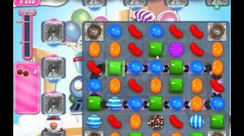 Candy Crush Saga Level 1707 - NO BOOSTERS
