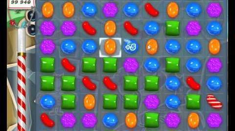 Candy Crush Saga Level 27