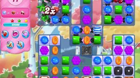 Candy Crush Saga Level 3185 NO BOOSTERS