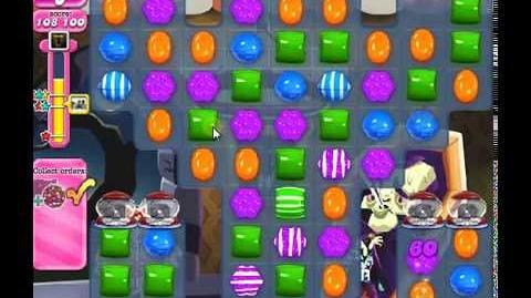 How to beat Candy Crush Saga Level 227 - 3 Stars - No Boosters - 112,120pts