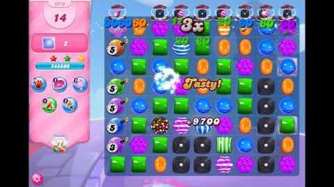 Candy Crush Saga - Level 3219 ☆☆☆