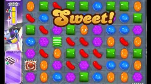 Candy Crush Saga Dreamworld Level 232 (3 Stars)
