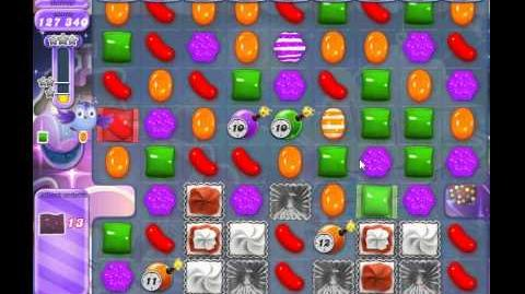Candy Crush Saga Dreamworld Level 464(No boosters)