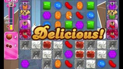 Candy Crush Saga LEVEL 2157 NO BOOSTERS