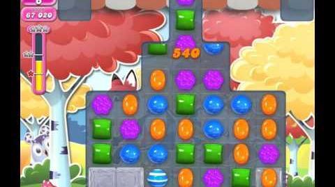 Candy Crush Saga Level 1205