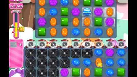 Candy Crush Saga Level 2038 ( New with 25 Moves ) No Boosters 2 Stars