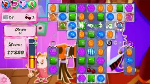 Candy Crush Saga Level 2577 NO BOOSTERS