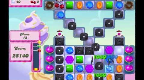 Candy Crush Saga Level 2778 NO BOOSTERS (13 moves)