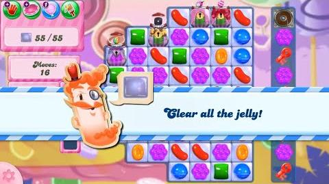 Candy Crush Saga Level 2823 NEW FORMAT no boosters
