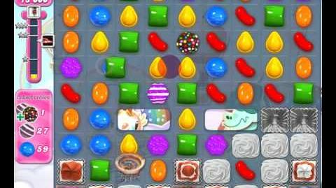 Candy Crush Saga Level 438 ✰✰ No Boosters