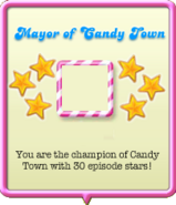 Mayor of Candy Town