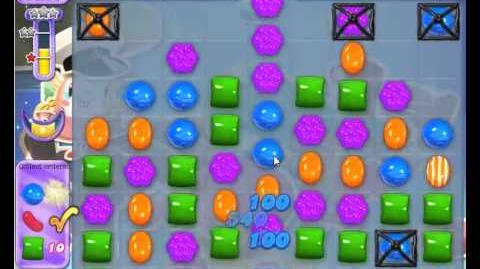 Candy Crush Saga Dreamworld Level 129 (Traumwelt)
