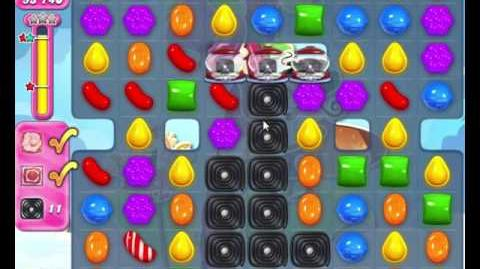 Candy Crush Saga LEVEL 1807 NO BOOSTERS