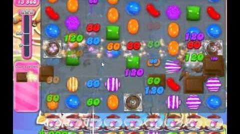 Candy Crush Saga Level 1563
