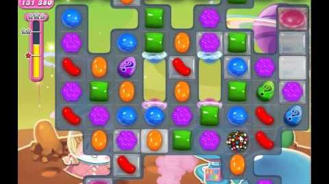 Candy Crush Saga Level 850