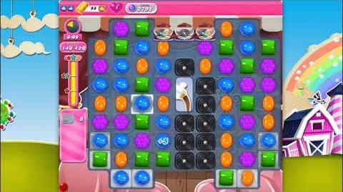 Candy Crush Saga - Level 2791 - No boosters ☆☆☆