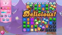 Candy Crush Saga - Level 4741 - No boosters ☆☆☆