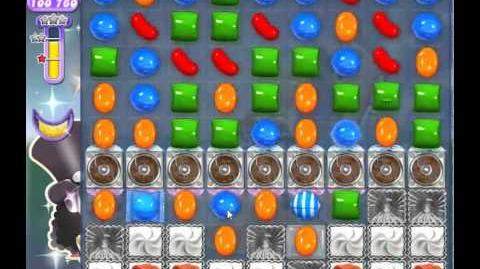 Candy Crush Saga Dreamworld Level 404 (Traumwelt)