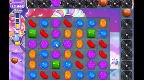 Candy Crush Saga Dreamworld Level 532 (No booster, 3 Stars)