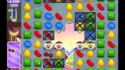 Candy Crush Saga Dreamworld Level 657 (Traumwelt)