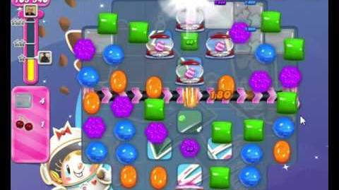 Candy Crush Saga LEVEL 2381 NO BOOSTERS (4 colors)