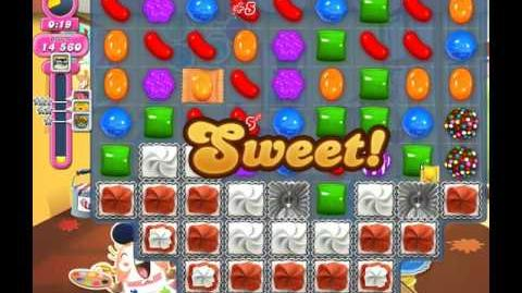 Candy Crush Saga Level 1575 ( New with 60 Seconds and 5 Candy Colours ) No Boosters 3 Stars