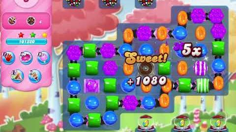 Candy Crush Saga Level 3148 NO BOOSTERS (fifth version)