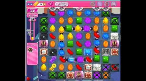 Candy Crush Saga Level 834 No Boosters