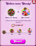 Weekend Event - Collect some Candy!