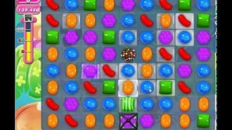 Candy Crush Saga, Level 643, 3 Stars, No Boosters