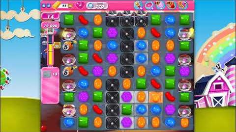 Candy Crush Saga - Level 270 - No boosters ☆☆☆ Top Score
