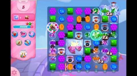 Candy Crush Saga - Level 3098 ☆☆☆