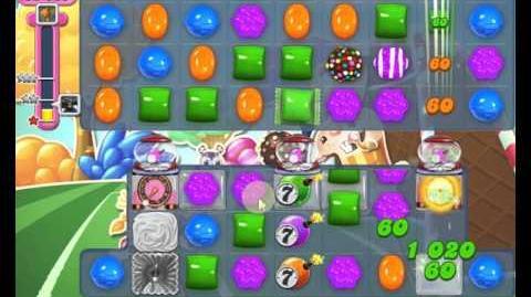 Candy Crush Saga LEVEL 1434 new version (25 moves)