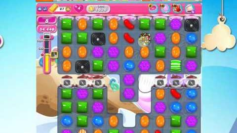 Candy Crush Saga LEVEL 1636