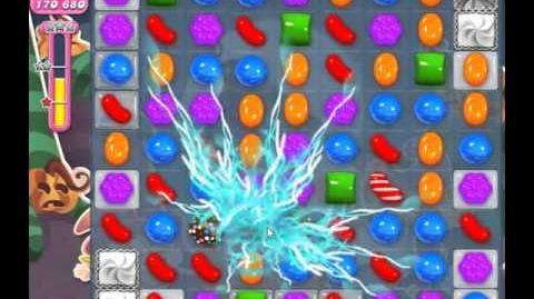 Candy Crush Saga Level 1308
