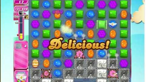 Candy Crush Saga Level 1452 (Version 2) No boosters