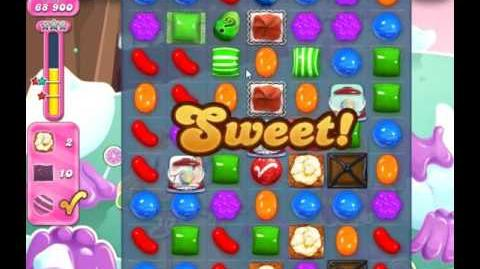 Candy Crush Saga Level 2034 - NO BOOSTERS