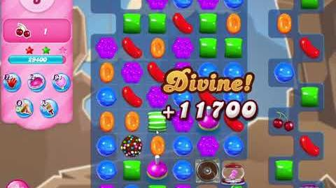 Candy Crush Saga Level 3070 NO BOOSTERS (22 moves)