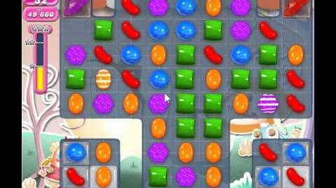 Candy Crush Saga Level 346 - 2 Star - no boosters