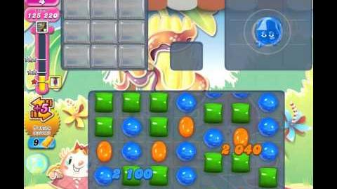Candy Crush Saga Level 621 ✰✰✰ No Boosters 327 800 pts